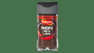 pimenta preta e piripiri
