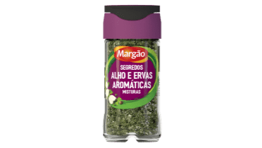 segredos alho e ervas aromaticas