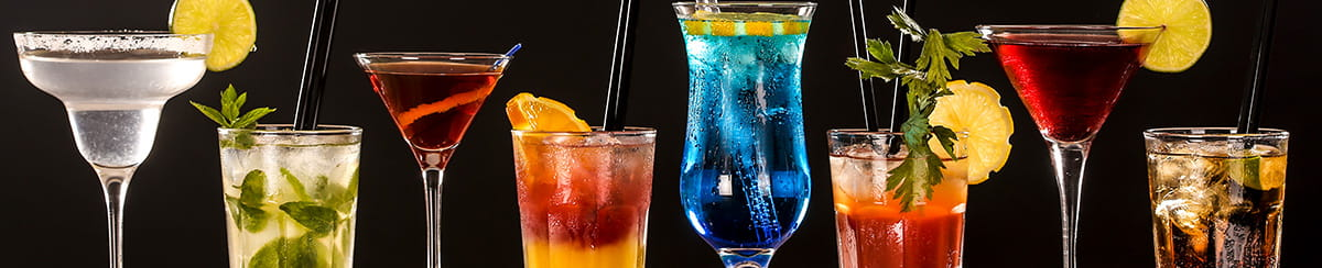 Receitas de cocktails