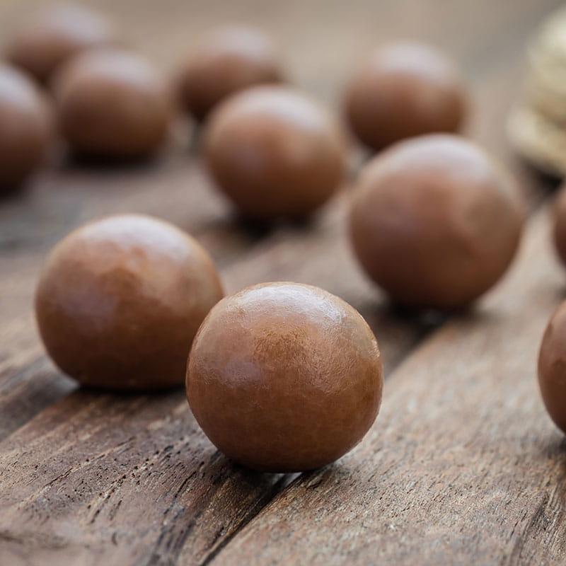 Bombons de Malagueta com Recheio de Coco e Lima