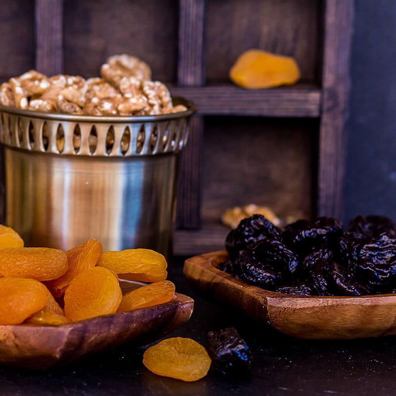 Frutos Recheados com Paprika