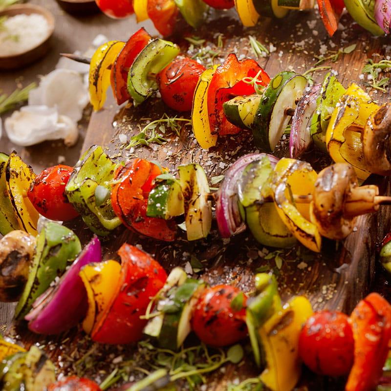 Grelhada de Legumes