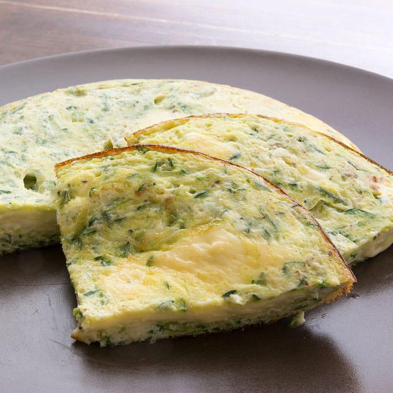 Omeleta Verde