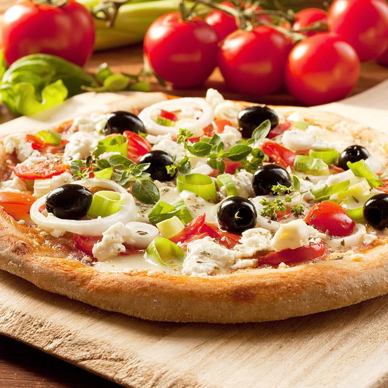 Pizza Grega