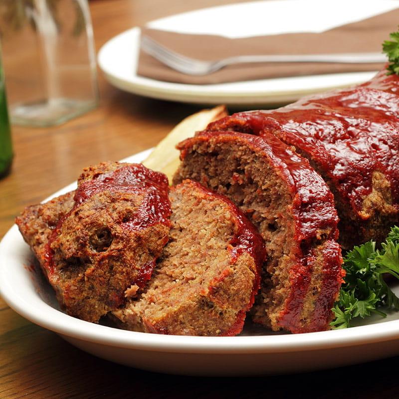 Rolo de Carne a Italiana