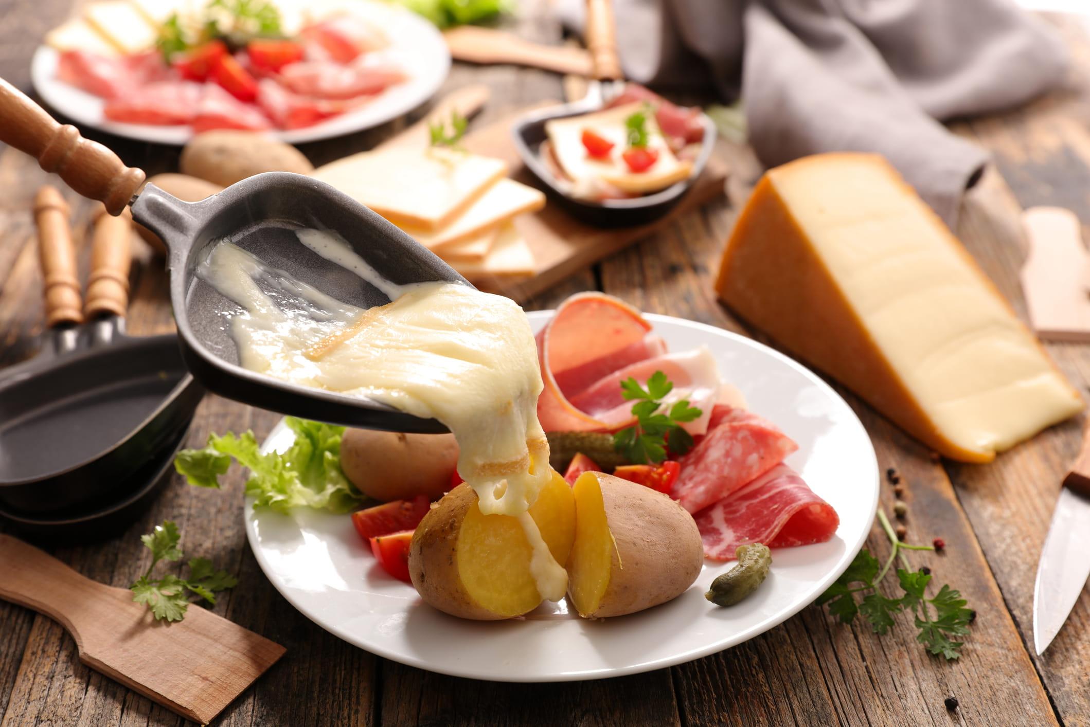 3 Tipps für eine gelungene Raclette-Dinnerparty