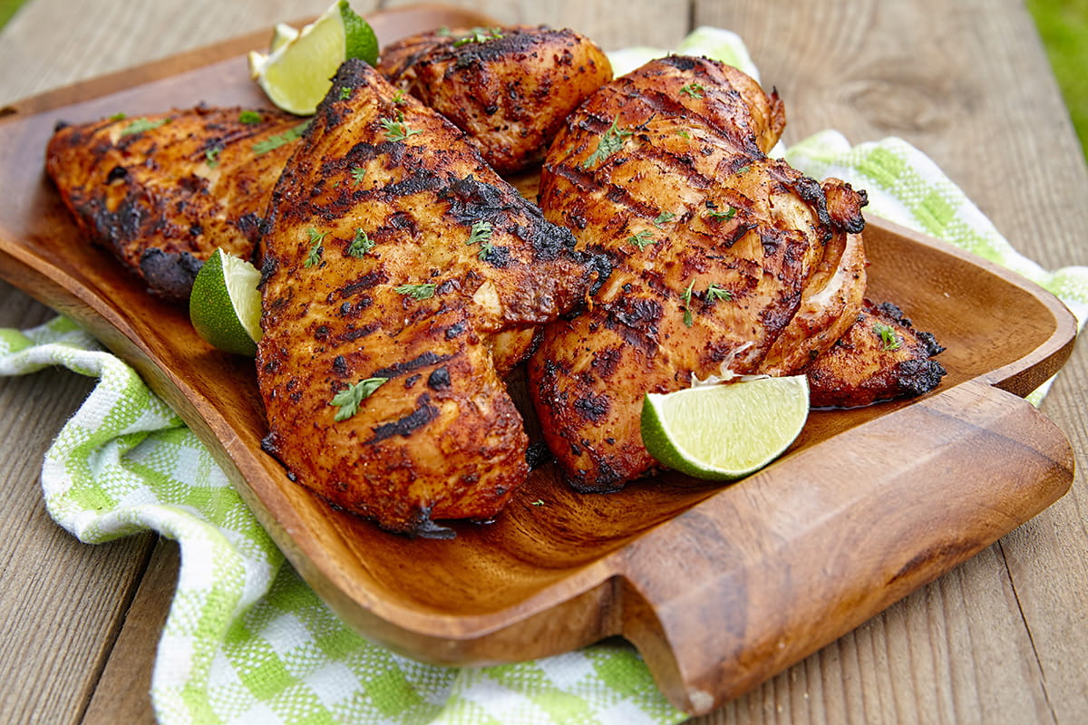 Einfache Barbecue-Rezepte