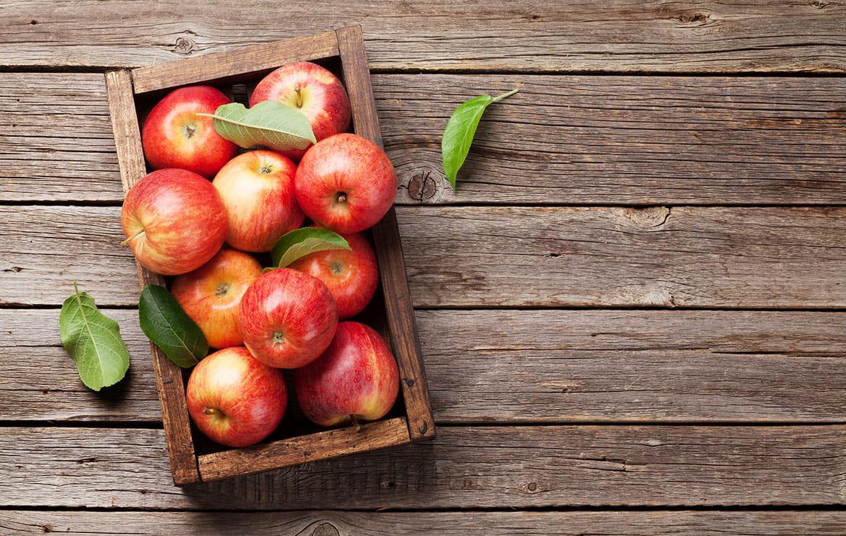 Goût et tradition : recette avec des pommes