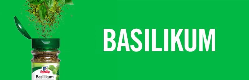 Basilikum – Kraftvoll-aromatisch