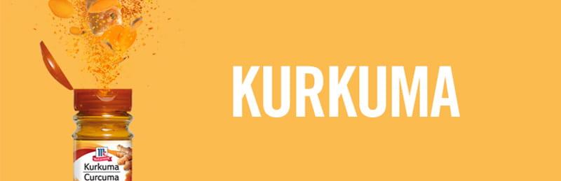 Kurkuma - Das goldene Gewürz