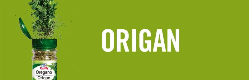 Origan - L'épice versatile