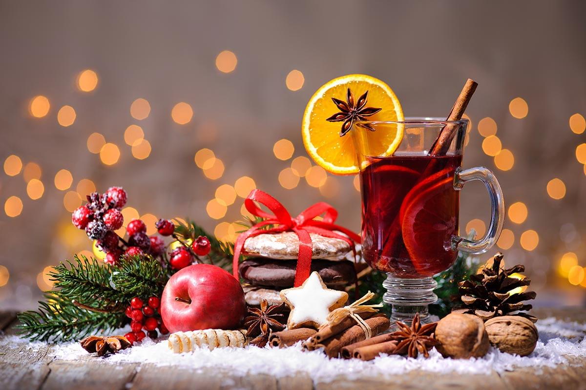 Lassen Sie sich von unseren Weihnachtsrezepten inspirieren