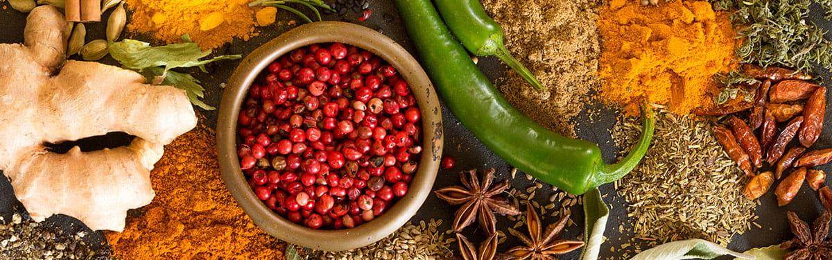 C'est incroyable la saveur qu'une épice peut apporter à votre plat