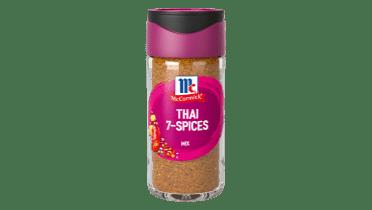 Thailand 7 spices