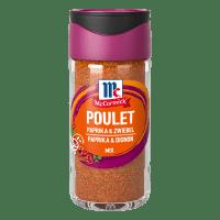 Poulet Paprika & Zwiebel