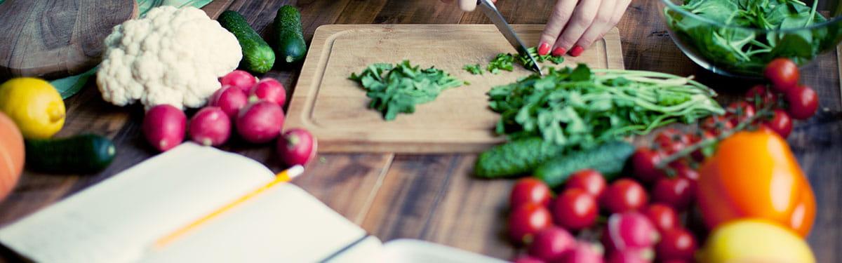Pourquoi ne pas cuisiner une nouvelle recette, aujourd'hui?
