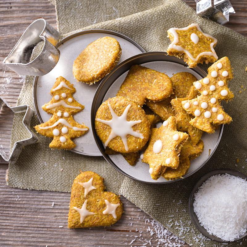 Biscuits Golden Milk
