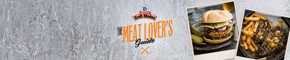 Grill Mates Meat Lover's Guide
