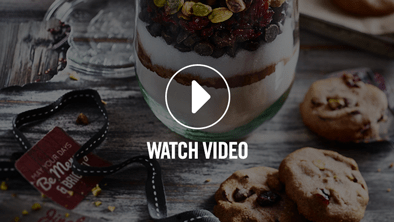 How to Make Cranberry & Cinnamon Christmas Cookie Jar