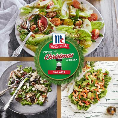 Easy Christmas Salads