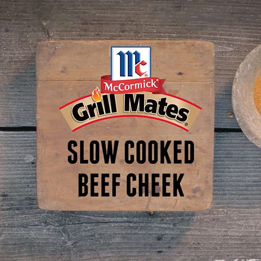 Create Slow cooked Beef Cheeks. Watch here.