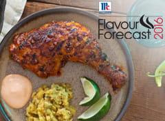 Peruvian Chicken with Chilli Sauces