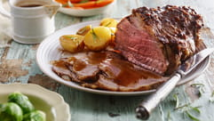 Roast Beef with Onion Slow Cooker