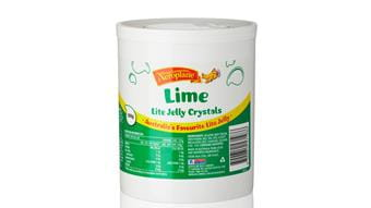 Lite Lime Jelly Crystals