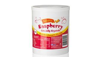 Lite Raspberry Jelly Crystals