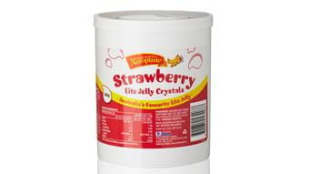 Lite Strawberry Jelly Crystals