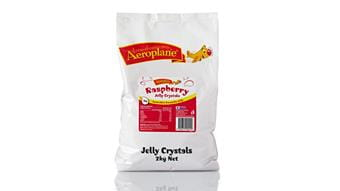 Raspberry Jelly Crystals