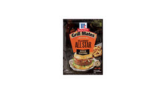 McCormick Grill Mates All Star Burger Seasoning