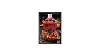 McCormick Grill Mates Chipotle and Roasted Garlic Dry Marinade