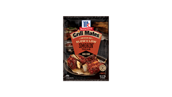 McCormick Grill Mates Smokin Texas Slow and Low BBQ Rub