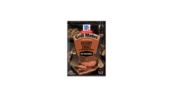 McCormick Grill Mates Hickory Smoke Flavoured & Roasted Onion Dry Marinade