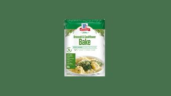 McCormick Broccoli & Cauliflower Bake