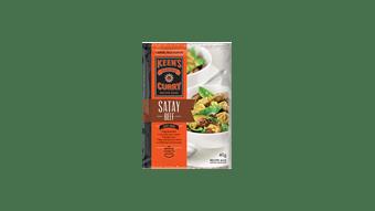 Keen's Satay Beef Recipe Base