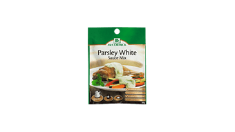 McCormick Parsley White Sauce Mix