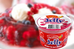 Ready to Eat Jelly Cups