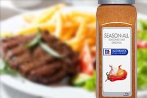 Seasoning & Blends