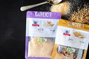 McCormick Organic Product