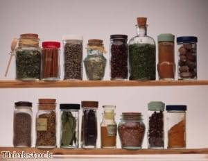 Spices have a number of healthy properties