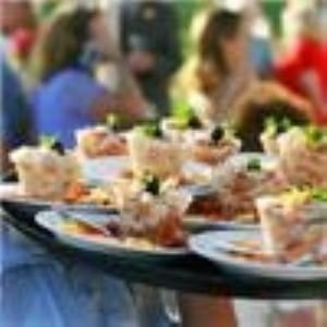 Food festival praised by top chef
