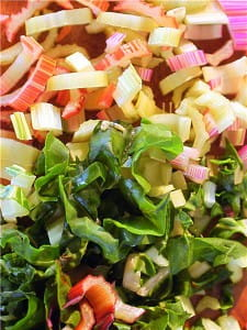 Coleslaw could be more exciting with herbs