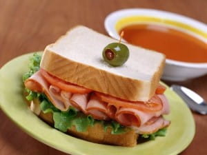 Sandwiches celebrate a landmark anniversary in 2012
