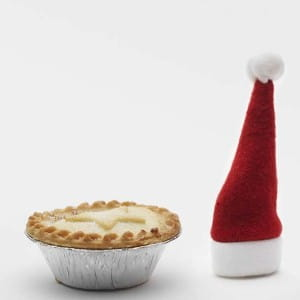 Use nutmeg to make the perfect mince pies