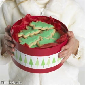 Spicy cookies could make the perfect Christmas gift
