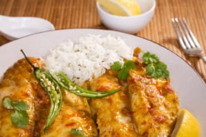 Spicy curries a great way to beat off colds chef says