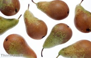 Why not try a pear recipe suggested by Lorraine Pascale