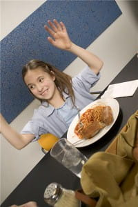 Promotions could benefit caterers and pupils